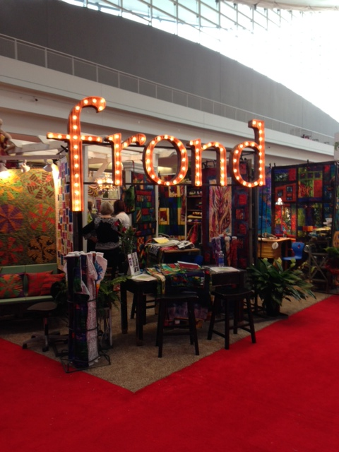 Frond at Spring Market 2014